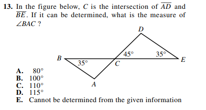 ACT-1572 Math Q 13