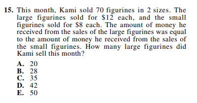 ACT-1572 Math Q 15
