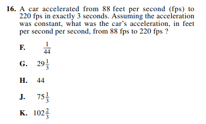 ACT-1572 Math Q 16