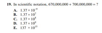 ACT-1572 Math Q 19