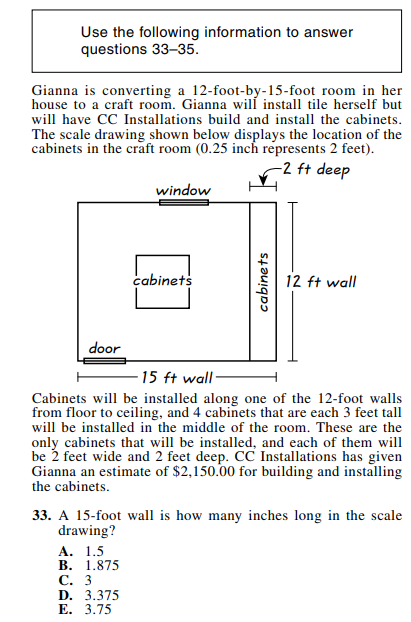 ACT-1572 Math Q 33