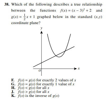 ACT-1572 Math Q 38