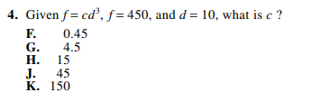 ACT-1572 Math Q 4