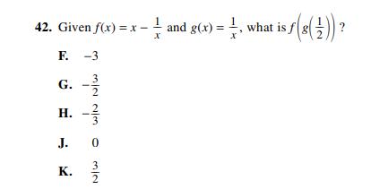 ACT-1572 Math Q 42