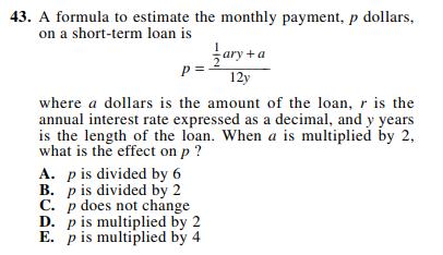 ACT-1572 Math Q 43