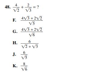 ACT-1572 Math Q 48