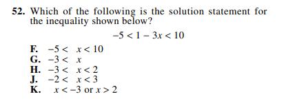 ACT-1572 Math Q 52