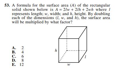ACT-1572 Math Q 53