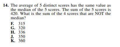 ACT-1874 Math Q 14