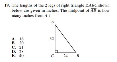 ACT-1874 Math Q 19