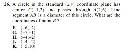 ACT-1874 Math Q 26