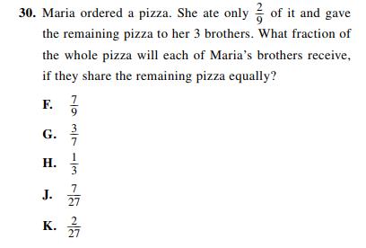 ACT-1874 Math Q 30