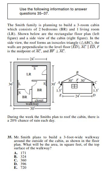 ACT-1874 Math Q 35