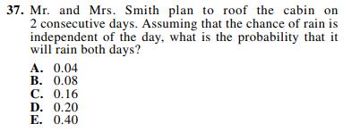 ACT-1874 Math Q 37