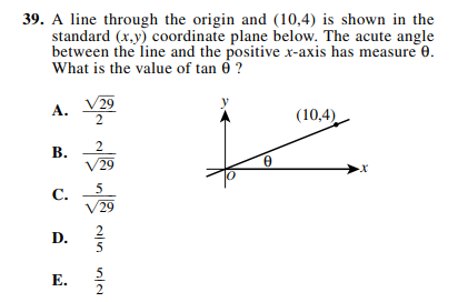 ACT-1874 Math Q 39