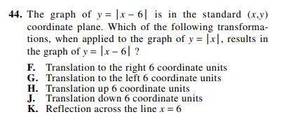 ACT-1874 Math Q 44