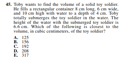 ACT-1874 Math Q 45