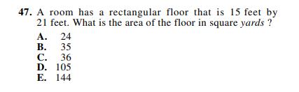 ACT-1874 Math Q 47