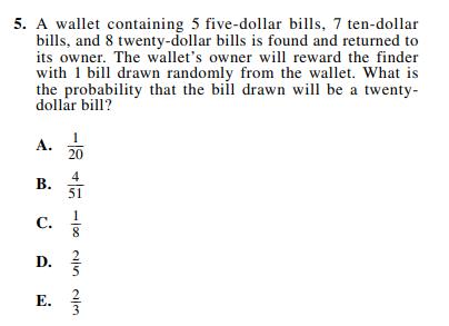 ACT-1874 Math Q 5
