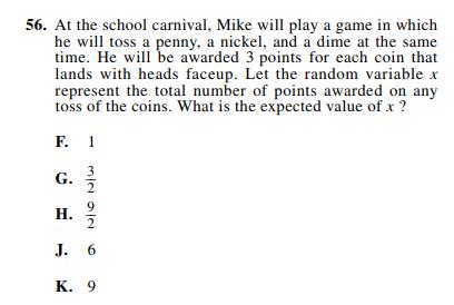 ACT-1874 Math Q 56