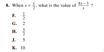 ACT-1874 Math Q 8