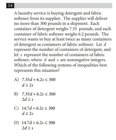 CB Test-6 S-3 ,Q14